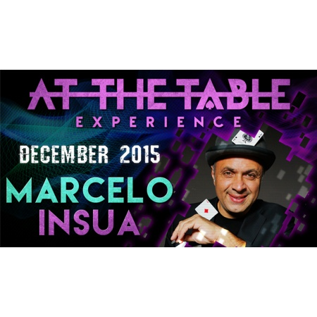 At the Table Live Lecture Marcelo Insua December 2nd 2015 video DOWNLOAD