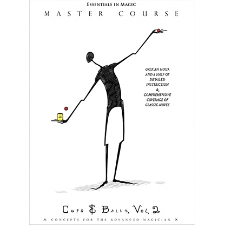 Master Course Cups and Balls Vol. 2 by Daryl - video DOWNLOAD