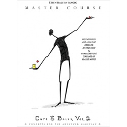 Master Course Cups and Balls Vol. 2 by Daryl - video...