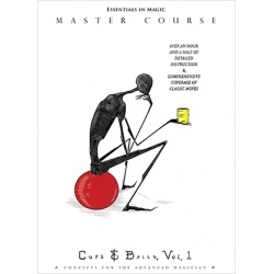 Master Course Cups and Balls Vol. 1 by Daryl - video...