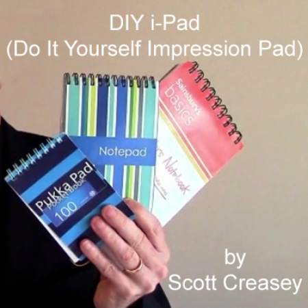 The DIY I-Pad by Scott Creasey - Video DOWNLOAD
