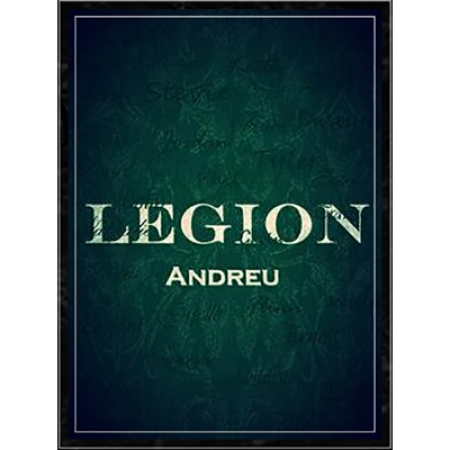 Legion by Andreu eBook DOWNLOAD