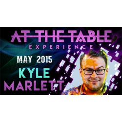 At the Table Live Lecture Kyle Marlett 5/6/2015 video...