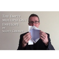 The Empty Multiple Out Envelope by Scott Creasey - Video...
