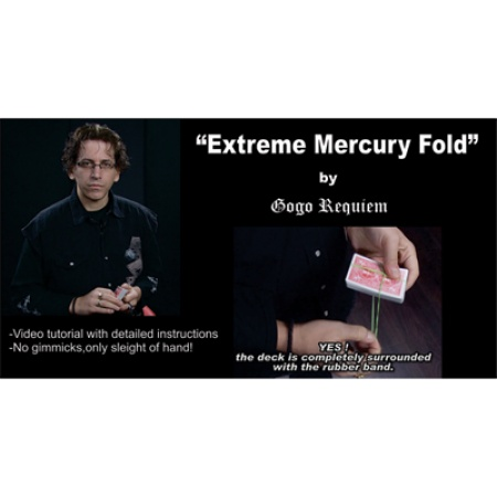 Extreme Mercury Fold by Gogo Requiem - Video DOWNLOAD