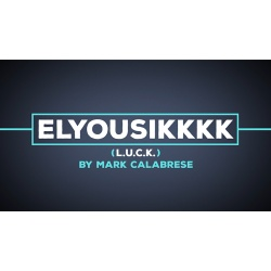 Elyousikkkk (L.U.C.K.) by Mark Calabrese video DOWNLOAD