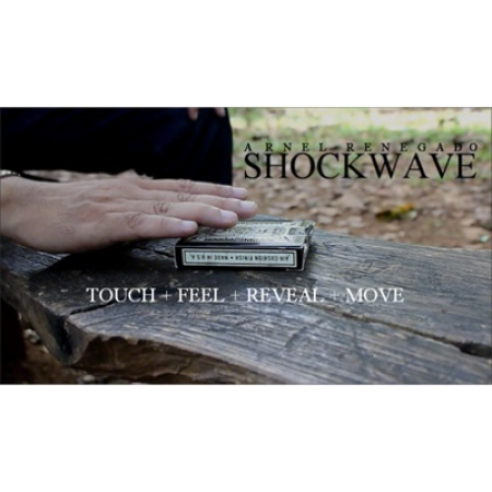 Shockwave by Arnel Renegado - Video DOWNLOAD
