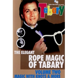 Tabary Elegant Rope Magic Volume 2 by Murphys Magic...