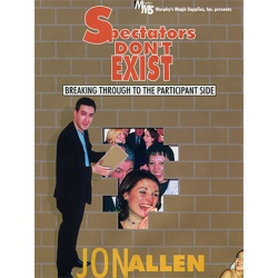 Spectators Dont Exist by Jon Allen - Video DOWNLOAD
