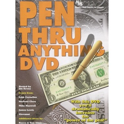 Pen Thru Anything video DOWNLOAD