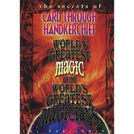The Card Through Handkerchief (Worlds Greatest Magic) video DOWNLOAD