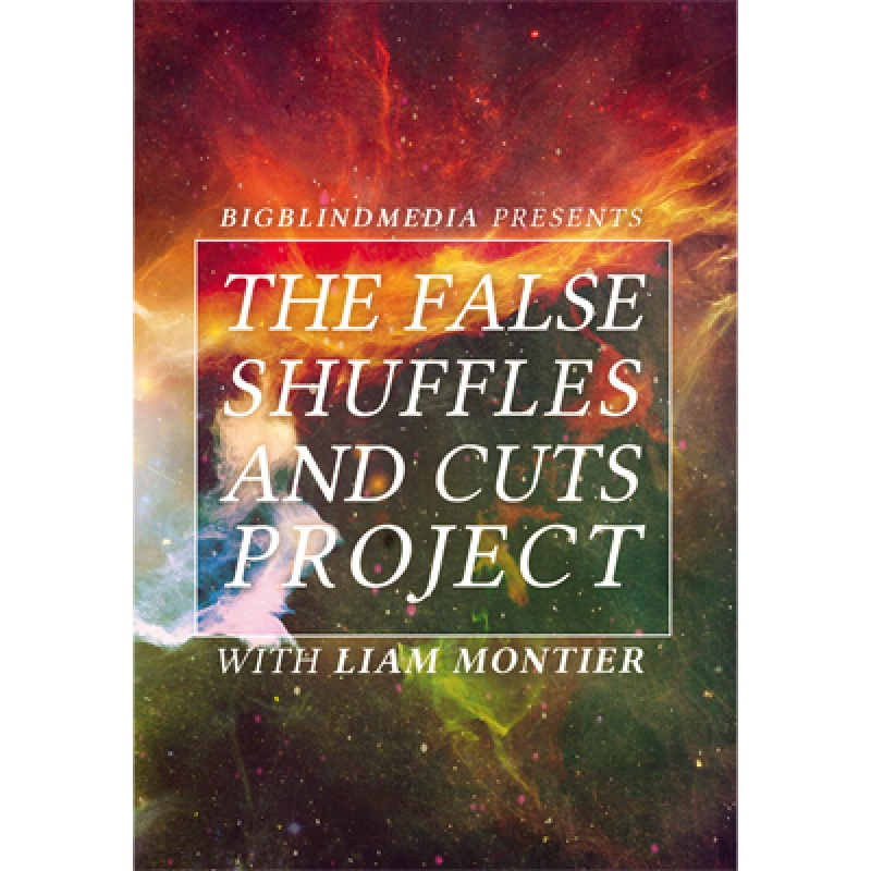 The False Shuffles and Cuts Project by Liam Montier and Big