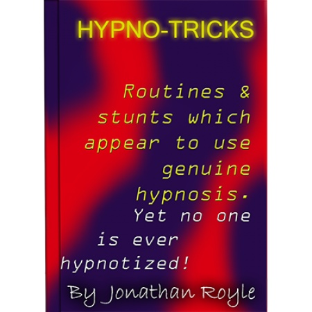 Hypno-Tricks by Jonathan Royle - ebook DOWNLOAD