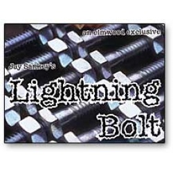 Lightning Bolt, by Jay Sankey