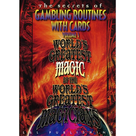 Gambling Routines With Cards Vol. 1 (Worlds Greatest)