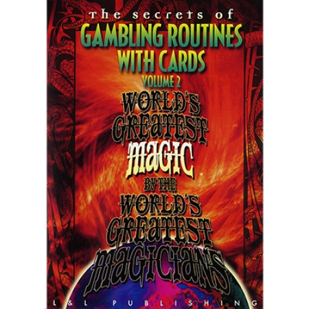 Gambling Routines With Cards Vol. 2 (Worlds Greatest)