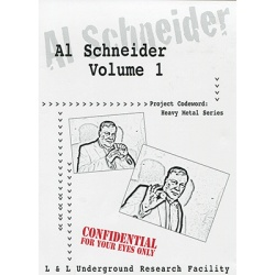 Al Schneider Heavy Metal Series by L&L Publishing video...