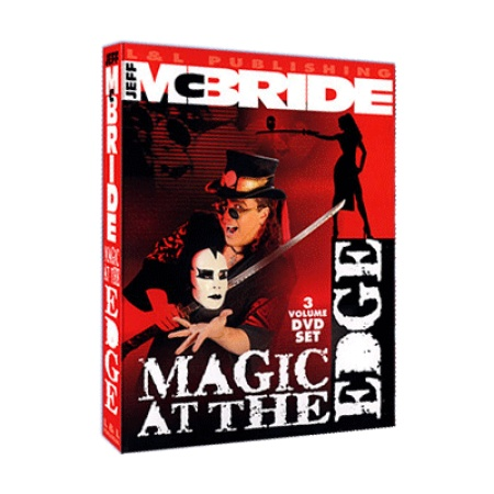 Magic At The Edge (3 Video Set) by Jeff McBride video DOWNLOAD