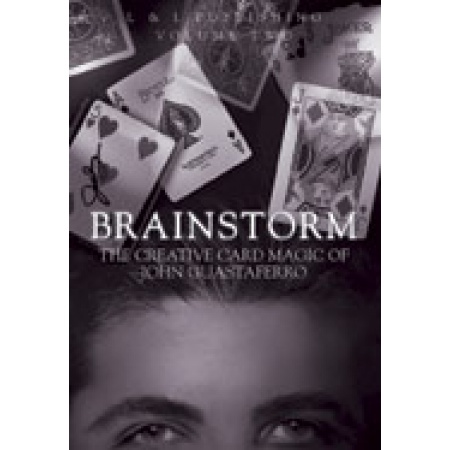 Brainstorm Volume 2 by John Guastaferro video DOWNLOAD