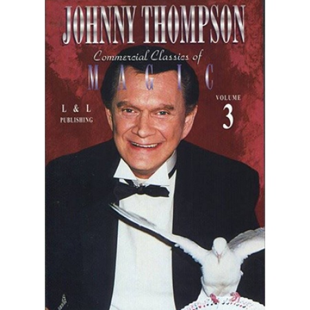 Johnny Thompson Commercial- #3 video DOWNLOAD