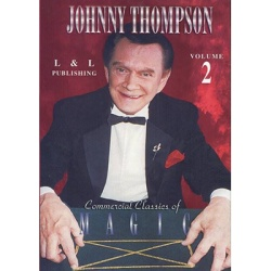 Johnny Thompson Commercial- #2 video DOWNLOAD