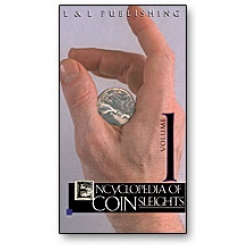 Encyclopedia of Coin Sleights by Michael Rubinstein Vol 1...