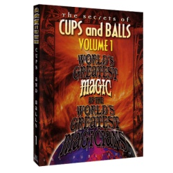 Cups and Balls Vol. 1 (Worlds Greatest Magic) video DOWNLOAD