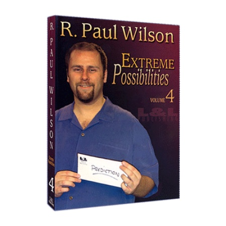 Extreme Possibilities - Volume 4 by R. Paul Wilson video DOWNLOAD