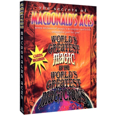 MacDonalds Aces (Worlds Greatest Magic) video DOWNLOAD