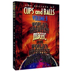 Cups and Balls Vol. 3 (Worlds Greatest) video DOWNLOAD