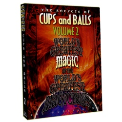 Cups and Balls Vol. 2 (Worlds Greatest) video DOWNLOAD