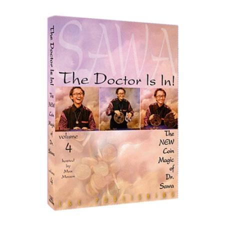 The Doctor Is In - The New Coin Magic of Dr. Sawa Vol 4 video DOWNLOAD