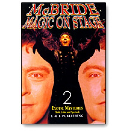 Magic on Stage Volume 2 by Jeff Mcbride video DOWNLOAD