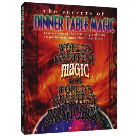 Dinner Table Magic (Worlds Greatest Magic) video DOWNLOAD