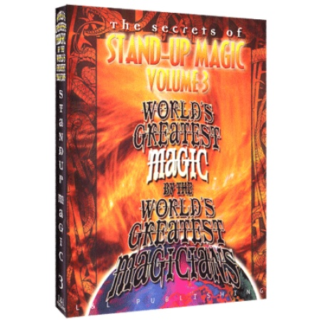 Stand-Up Magic - Volume 3 (Worlds Greatest Magic) video DOWNLOAD