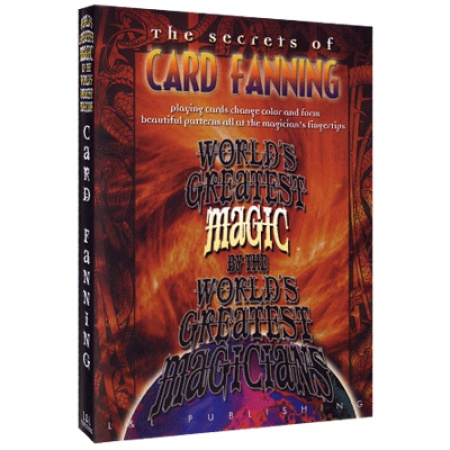 Card Fanning Magic (Worlds Greatest Magic) video DOWNLOAD