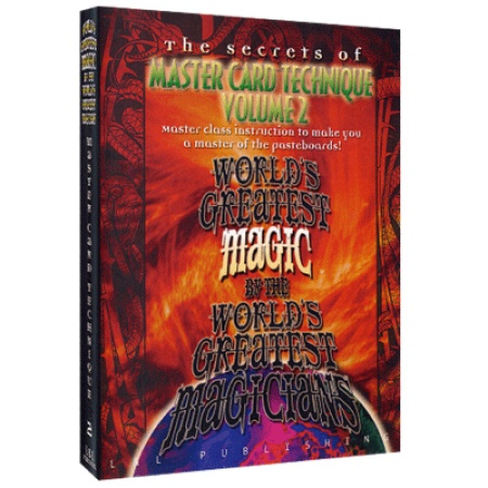 Master Card Technique Volume 2 (Worlds Greatest Magic) video DOWNLOAD