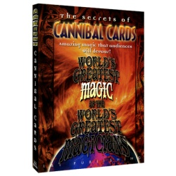 Cannibal Cards (Worlds Greatest Magic) video DOWNLOAD