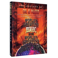 Oil & Water (Worlds Greatest Magic) video DOWNLOAD