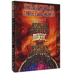 The Last Word on Three Card Monte Vol. 1 (Worlds Greatest...