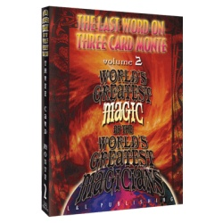 The Last Word on Three Card Monte Vol. 2 (Worlds Greatest...