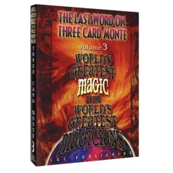 The Last Word on Three Card Monte Vol. 3 (Worlds Greatest...