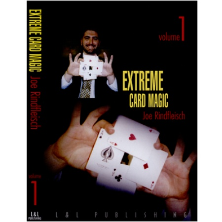 Extreme Card Magic Volume 1 by Joe Rindfleisch video DOWNLOAD