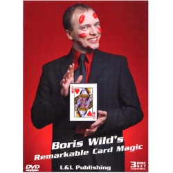 Remarkable Card Magic (3 Volume Set) by Boris Wild video...