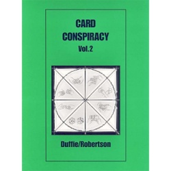 Card Conspiracy Vol 2 by Peter Duffie and Robin Robertson...