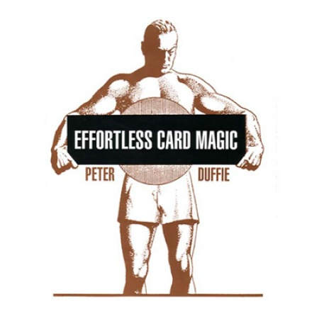 Effortless Card Magic by Peter Duffie eBook DOWNLOAD