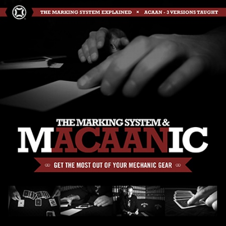 Marking System for Mechanic Deck by Mechanic Industries (MACAANIC) DOWNLOAD
