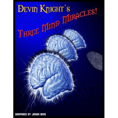 Three Mind Miracles by Devin Knight - ebook - DOWNLOAD
