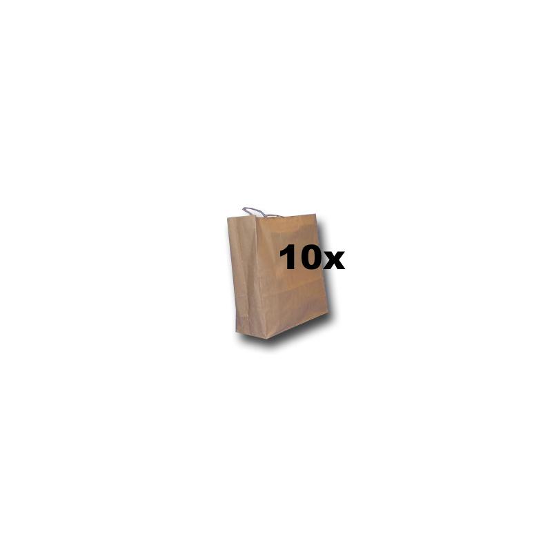 10 Ersatztaschen für `African Frame` - Zaubertrick Zauberartikel Zaubertricks