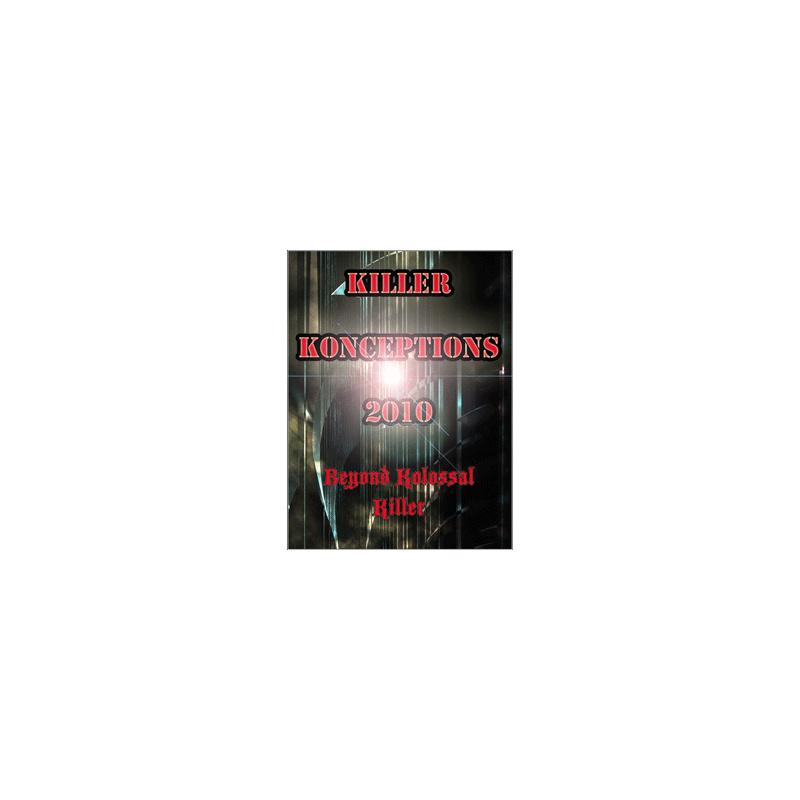 Killer Konceptions 2010 by Kenton Knepper eBook DOWNLOAD